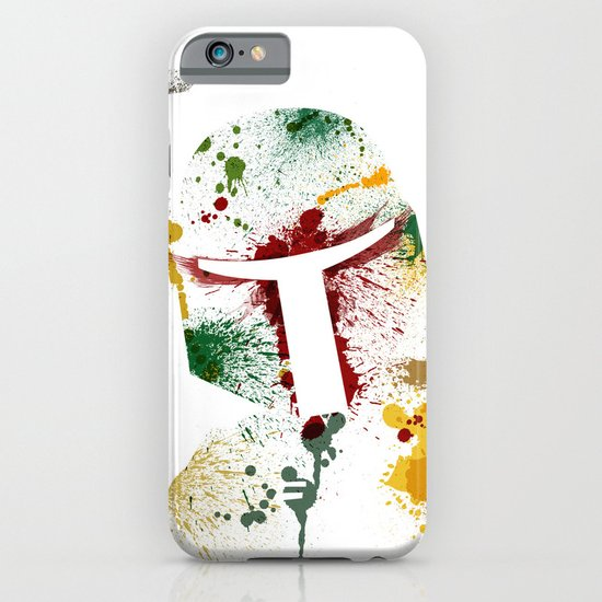 Bounty hunter iPhone & iPod Case