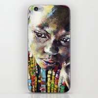 Reverie - Ethnic African… iPhone & iPod Skin