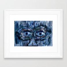 Watcher ! Framed Art Print
