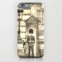 Buckingham Palace Queens Guard Vintage iPhone 6 Slim Case
