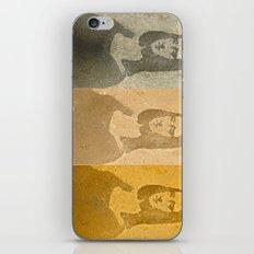 MONA CUBED iPhone & iPod Skin