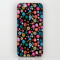 brilliant pebbles iPhone & iPod Skin