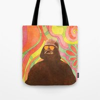 The Groovy Side Tote Bag