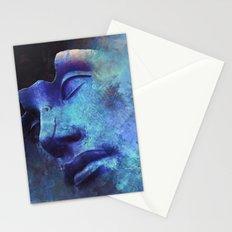 Strange Face Stationery Cards