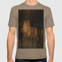 Early Morning Winter Mens Fitted Tee Tri-Coffee SMALL
