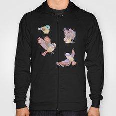 Birds of Paradise Hoody