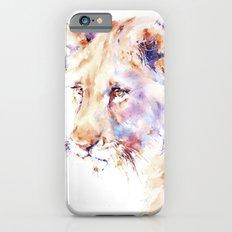 Patience . Lion iPhone 6 Slim Case