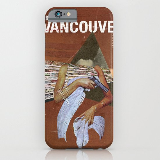 Locals Only - Vancouver iPhone & iPod Case
