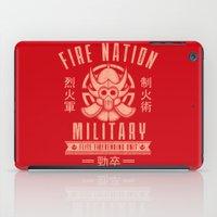 Fire is Fierce iPad Case