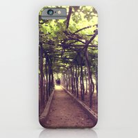 iPhone & iPod Case featuring Lemon Grove in Ravello, Italy by shari hochberg