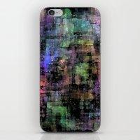 Dark#1 iPhone & iPod Skin