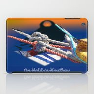 iPad Case featuring On Hold In Houtbay by CrismanArt