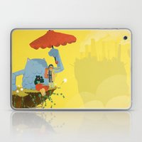 Matilda and Bouru - Melancholy Laptop & iPad Skin
