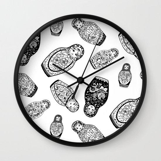 88 Wall Clock