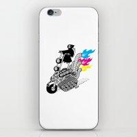 Grim Hellraiser iPhone & iPod Skin