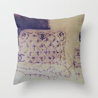 I had a dream... Throw Pillow