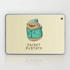 Jacket Pugtato Laptop & iPad Skin