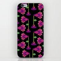 Mega Floral iPhone & iPod Skin