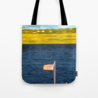This American Sound Tote Bag