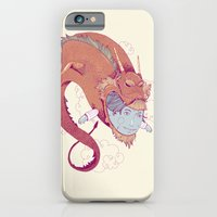 iPhone & iPod Case featuring Dreamt I Could Fly by Clinton Jacobs