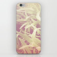 furry grass iPhone & iPod Skin