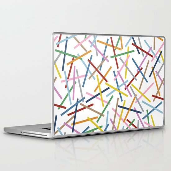 Kerplunk Repeat Laptop & iPad Skin