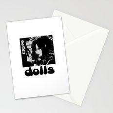 Otaku dolls Stationery Cards