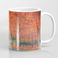 Beautiful Colors Of Autu… Mug
