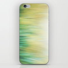 Grass abstract iPhone & iPod Skin