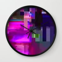 scrmbmosh247x4a Wall Clock