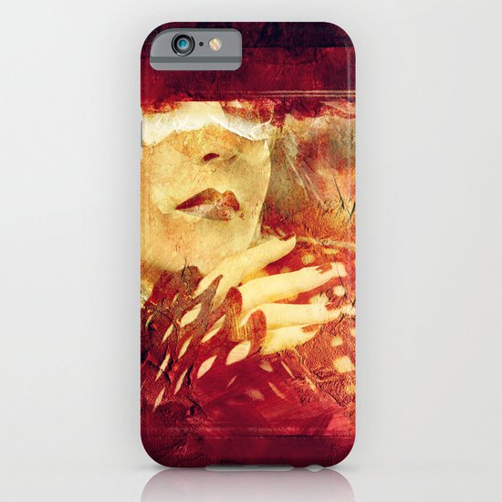 RED PASSION iPhone & iPod Case