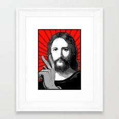 Jesus Bane #00 Framed Art Print