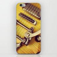 Wild Nights - Guitar iPhone & iPod Skin