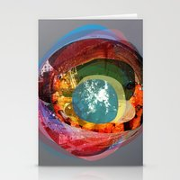 the abstract dream 18 Stationery Cards