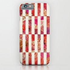 PINK FLORAL ORDER Slim Case iPhone 6s