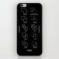 Pathfinder iPhone & iPod Skin