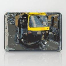 Baby Taxi iPad Case