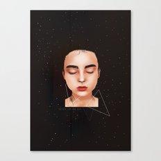 never let me go Canvas Print