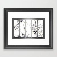 Weekly Canvas Art - Sess… Framed Art Print
