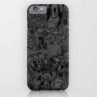 Lost Sketches iPhone 6 Slim Case