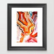 The Vivid Imagination Of… Framed Art Print