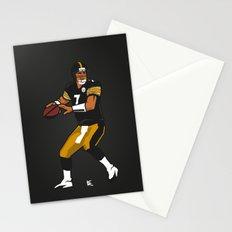 Big Ben - Steelers QB Stationery Cards