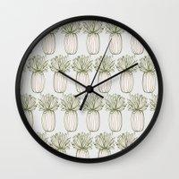 Algue Wall Clock