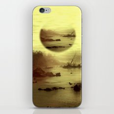 Illusive visions float above my head... iPhone & iPod Skin