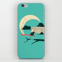 Did You See The Whale In… iPhone & iPod Skin