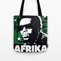 The Mighty Souls: Afrika… Tote Bag
