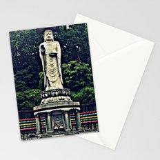 The Buddha Stationery Cards