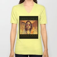 Welcome to the Fresh Doodle Unisex V-Neck