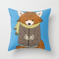 Aristote Throw Pillow