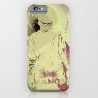 iPhone & iPod Case featuring Big Manos by Jesús Enri